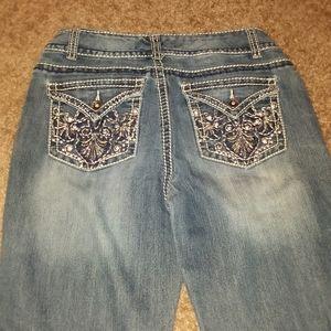 Nine West Jeans 6/27